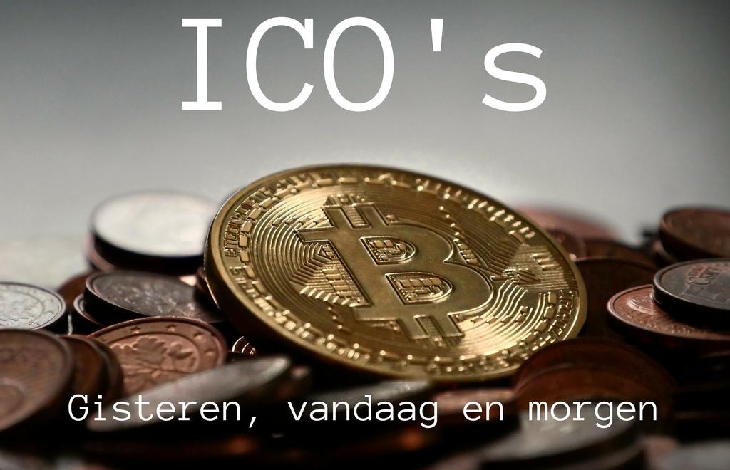 Initial Coin Offering, gisteren, vandaag en morgen